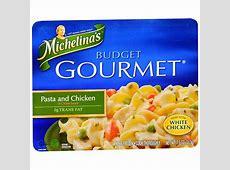 Michelina's Budget Gourmet Frozen Entree Pasta & Chicken