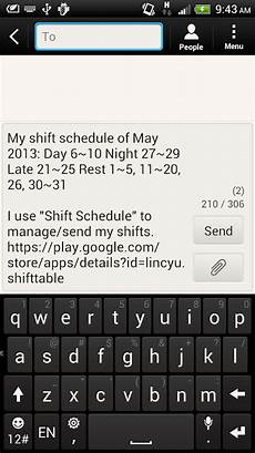 4 On 4 Off Shift Calendar App Shift Calendar Since 2013 Android Apps On Google Play