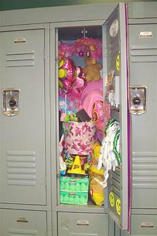 Cute Locker Designs Locker Laureate The Locker Decorating Expert