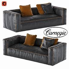 Sofa Cover 3 Seater Leather 3d Image by Nolita Leather Sofa 3d Max
