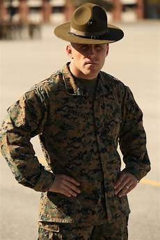 Marines Corps Drill Instructor Dvids News Brick N J Native Named Parris Island S