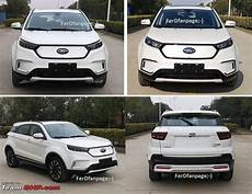 ford ev 2020 ford s all electric performance suv coming in 2020 team bhp