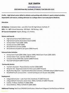 Interest And Activities For Resume 14 Extracurricular Activities Resume Template Examples
