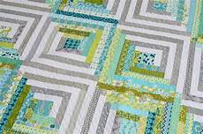 log cabin patchwork patterns hyacinth quilt designs my modern log cabin quilt