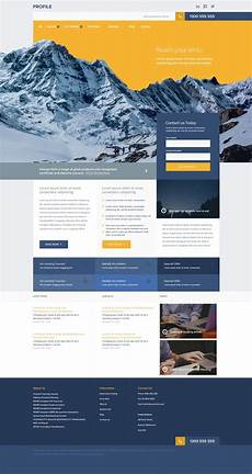 Webtemplate Psd Free Corporate And Business Web Templates Psd