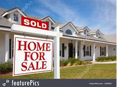 Listing A Home For Sale Shopping Sold Home For Sale Sign And New Home Stock
