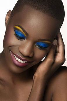 23 great make up looks for black s skin styles weekly