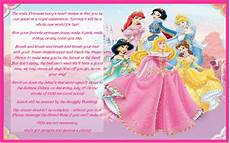 Disney Party Invitations Disney Princess Birthday Party Ideas Invtations Amp Favors