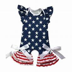 patriotic infant clothes newborn clothing in 4th of july