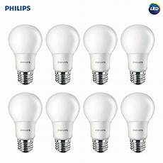 100 Watt A19 Halogen Light Bulb 16 Pack Philips 461995 Led Non Dimmable A19 Frosted Light Bulb