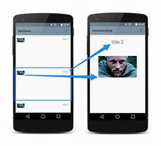 Android Main Activity Design Shared Element Activity Transition Codepath Android