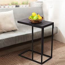 Sofa End Tables 3d Image by Giantex Coffee Tray Sofa Side End Table Modern Portable