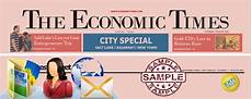 Business Advertisement Sample Get Access To Free Ad Samples For Economic Times Business