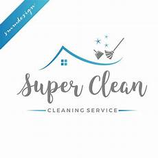 Cleaner Company Names Cleaning Logo Design Premade Logo Cleaning Service