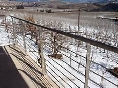 ringhiera acciaio inox balaustre in acciaio per balconi il di roversi scale