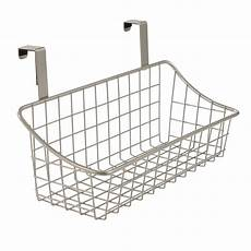small the cabinet door wire grid basket nickel at home