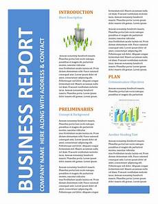 Professional Report Template 30 Business Report Templates Amp Format Examples ᐅ Templatelab