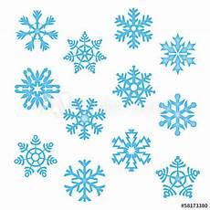 set eiskristall schneeflocke weihnachten winter kaufen
