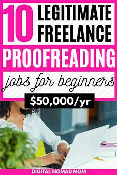 Freelance Proofreading 10 Legitimate Freelance Proofreading Jobs At Home Hiring