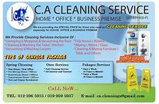 Office Cleaning Flyer Cacleaningservice Cleaning Services Cleaner House