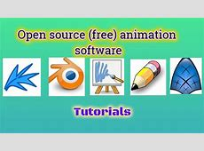 (FREE) Open Source 2D Animation Software Tutorial   YouTube