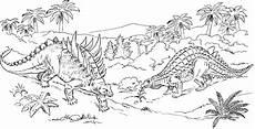 kostenlose malvorlage dinosaurier coloring and malvorlagan