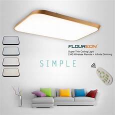 Ceiling Light With Remote Floureon 48w Led Ceiling Light Remote Control Dimmable