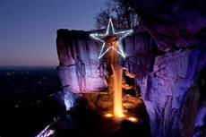 Darden Tn Christmas Lights Enchanted Garden Of Lights At Rock City In Lookout