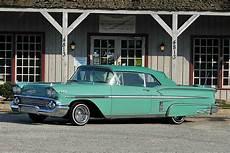 1958 Impala Color Chart 1958 Chevrolet Impala Convertible The Holy Grail