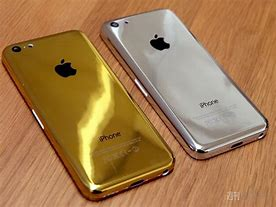 Image result for iPhone 5C Golden