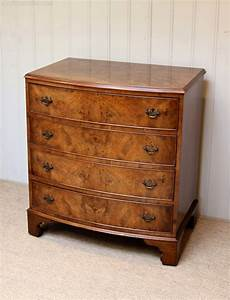 antiques atlas 1950s walnut chest of drawers