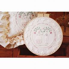 embroidery wedding wedding embroidery kit candlewicking patterns