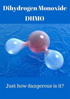 Chemical Name For Water 17 Best Images About Dhmo On Pinterest Bottle Groundhog