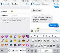 Emoji Texts How To Replace Text Emoticons With Emoji Ios Tips Cult