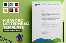 Ms Word Stationery Ms Word Letterhead Template Stationery Templates