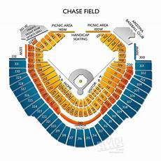 Chase Field Suite Seating Chart Tickets For Chase Field Chase Field Seating Charts And