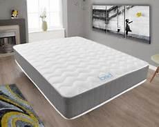 cool memory foam mattress 3ft single 4ft6