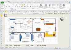 planimetria uffici creare planimetrie di interni con excel