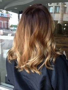 frisuren braune haare mittellang balayage ombr 233 on shoulder length hair medium hair