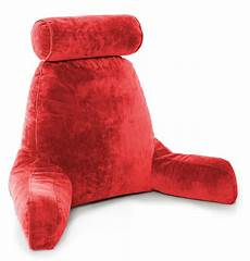 husband pillow big reading bed rest pillow with
