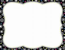 Newsletter Borders Borders For Newsletters Cliparts Co