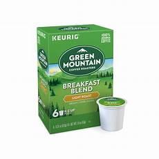 Green Mountain Breakfast Blend Light Roast Caffeine How Much Caffeine In Green Mountain Light Roast K Cup