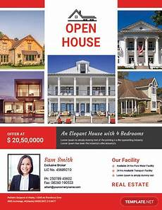 Broker Open House Flyer Free Broker Open House Flyer Template Download 416