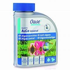 Algae Control Oase Aquaactiv String Algae Control 500ml Pond From Pond