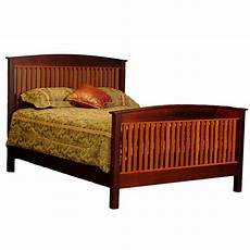 crown bed alder cherry oak wooden bed frames