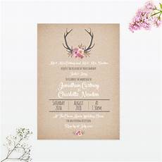 Rustic Country Wedding Invitations Country Rustic Wedding Invitation Love Invited
