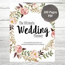 Wedding Planning Printables Printable Wedding Planner Diy Wedding Planner Diy