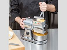 Light Duty Stainless Steel 1/2 hp Electric Cheese Grater