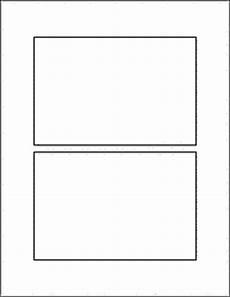 letter size tent card template label templates ol145 6 quot x 4 quot labels