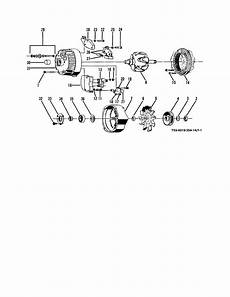 Figure 7 1 Alternator Assembly Disassembly And Reassembly